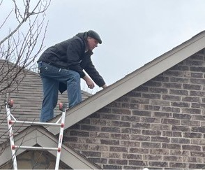 Roofing company Springfield